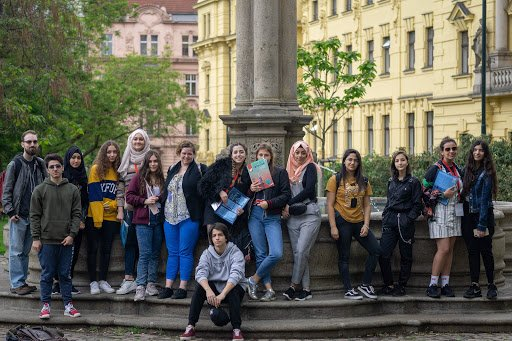 Farah's Reflection: Prague Spring 2019